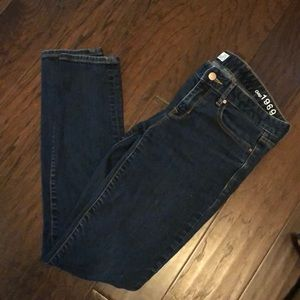 Gap Skinny Long Jeans